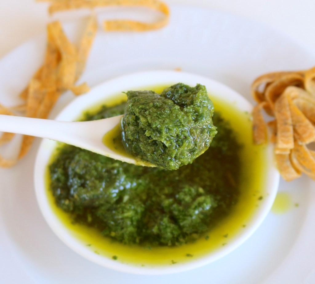 The best kale pesto