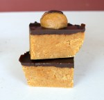 Peanut butter chocolate squares from the best food blog 5starcookies