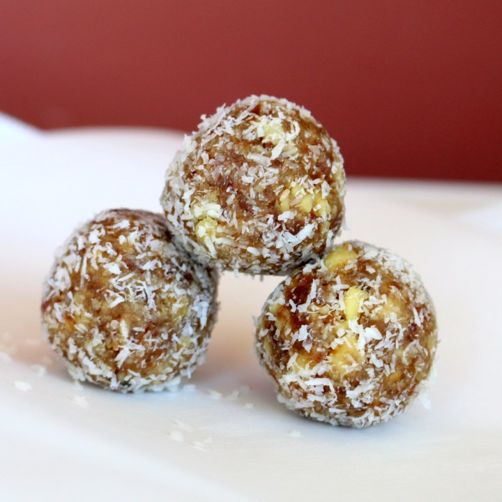 Walnut Date Coconut Bites from the best food blog 5starcookies