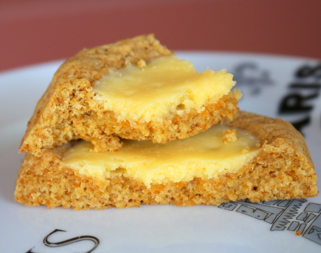 new york cheesecake honey cookies from the best food blog  5starcookies -ready to eat your favorite cookies from New York