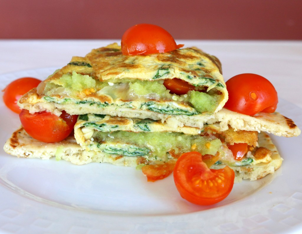 how to make the most fab recipe - Brakfast fab omelet