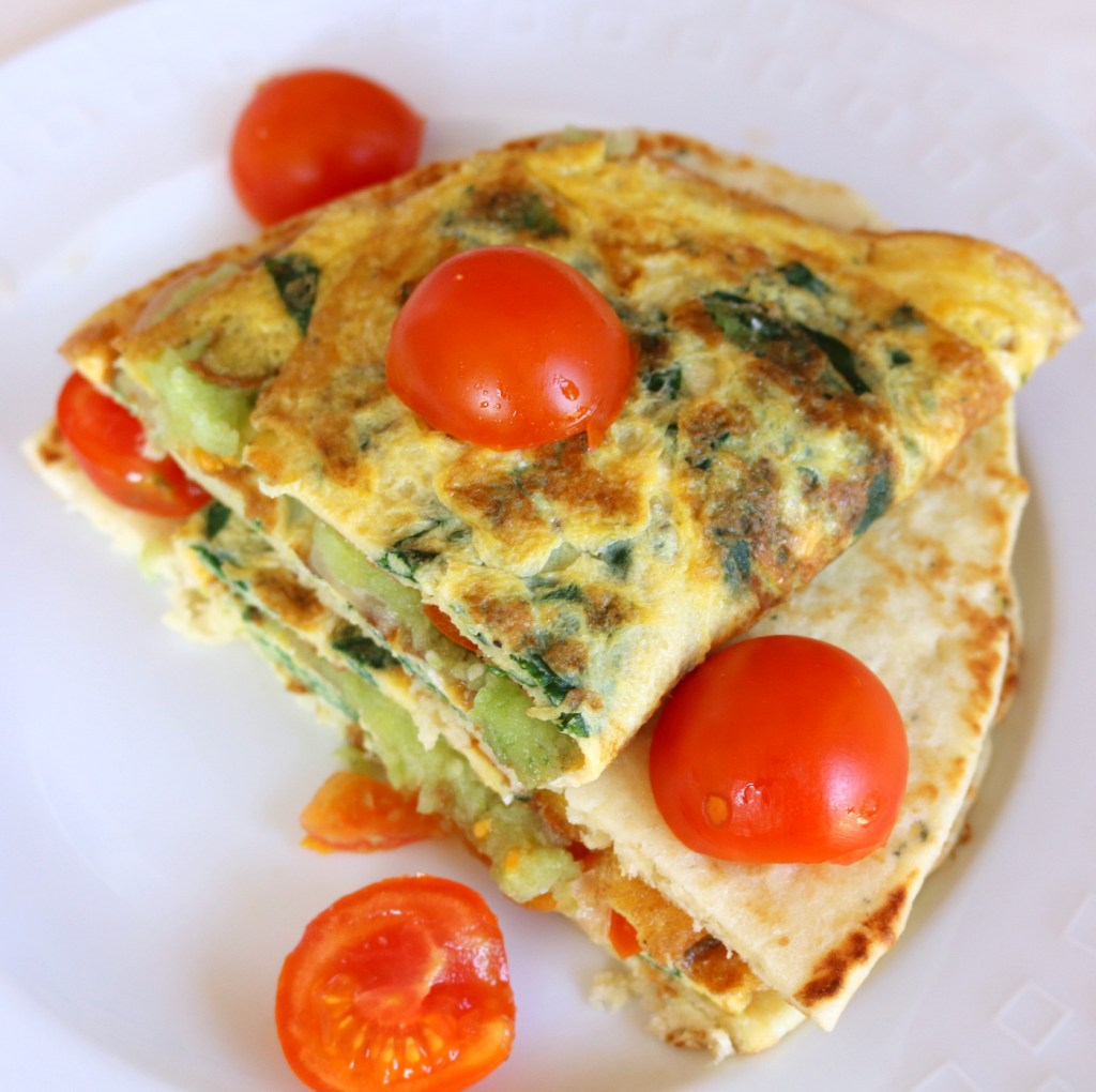 Breakfast Fab Omelet from your best food blog 5starcookies-ingredients to make this FAB recipe