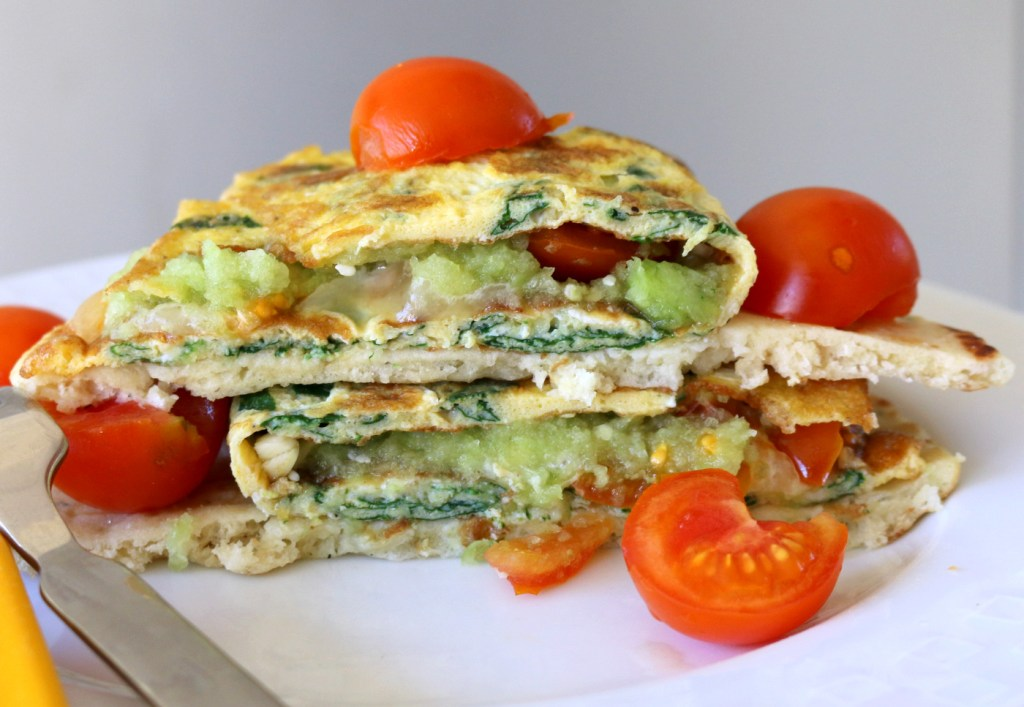 The best breakfast fab omelet from the best food blog 5starcookies-made in 15 minutes
