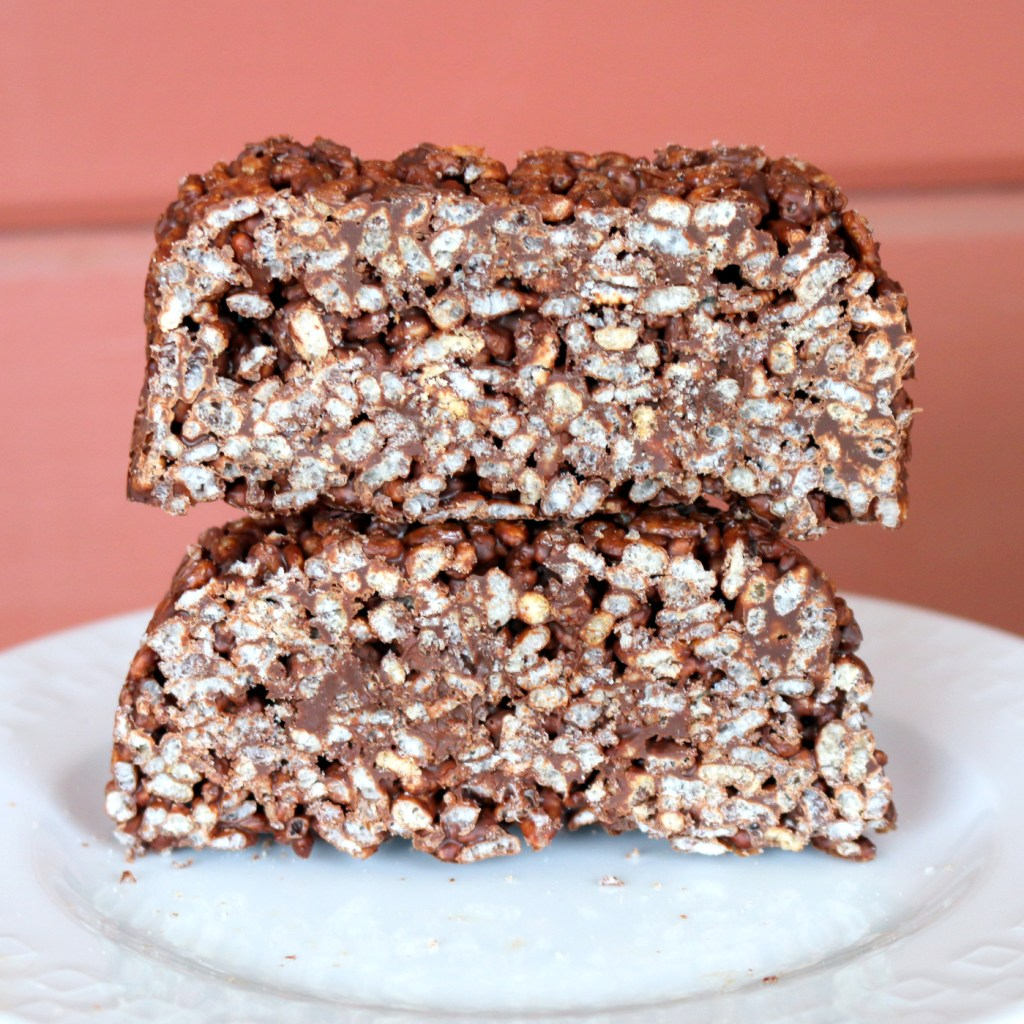 Chocolate Rice Krispies Quick bread-enjoy and share