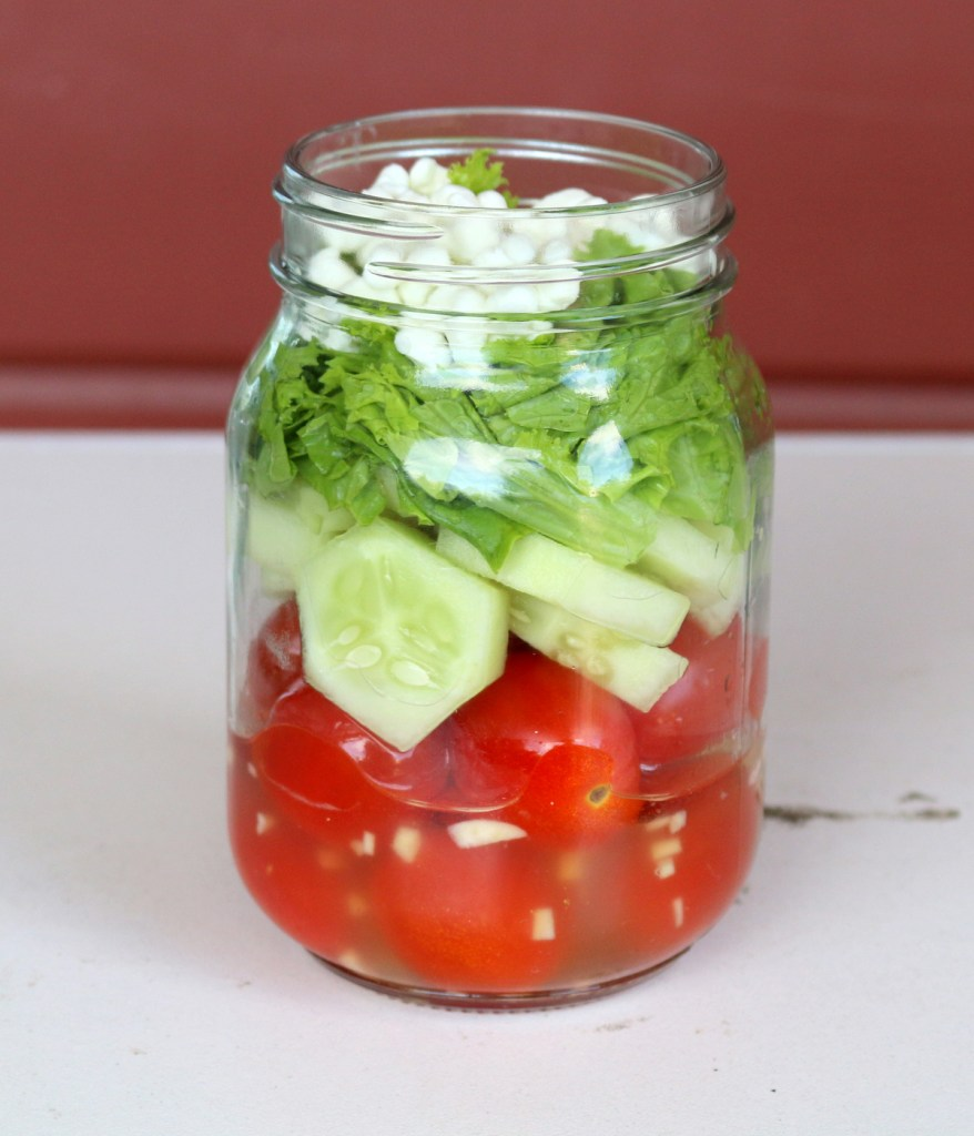 5 star salad in a jar from the best food blog 5starcookies