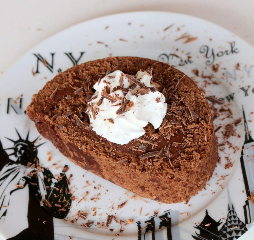 How to make 5 star recipe chocolate nutella roulade