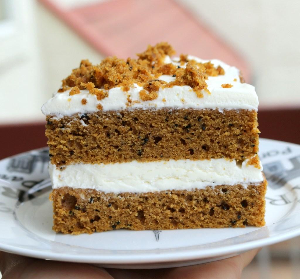 Pumpkin Espresso Cheese 5 Star Cake is the 5 star recipe