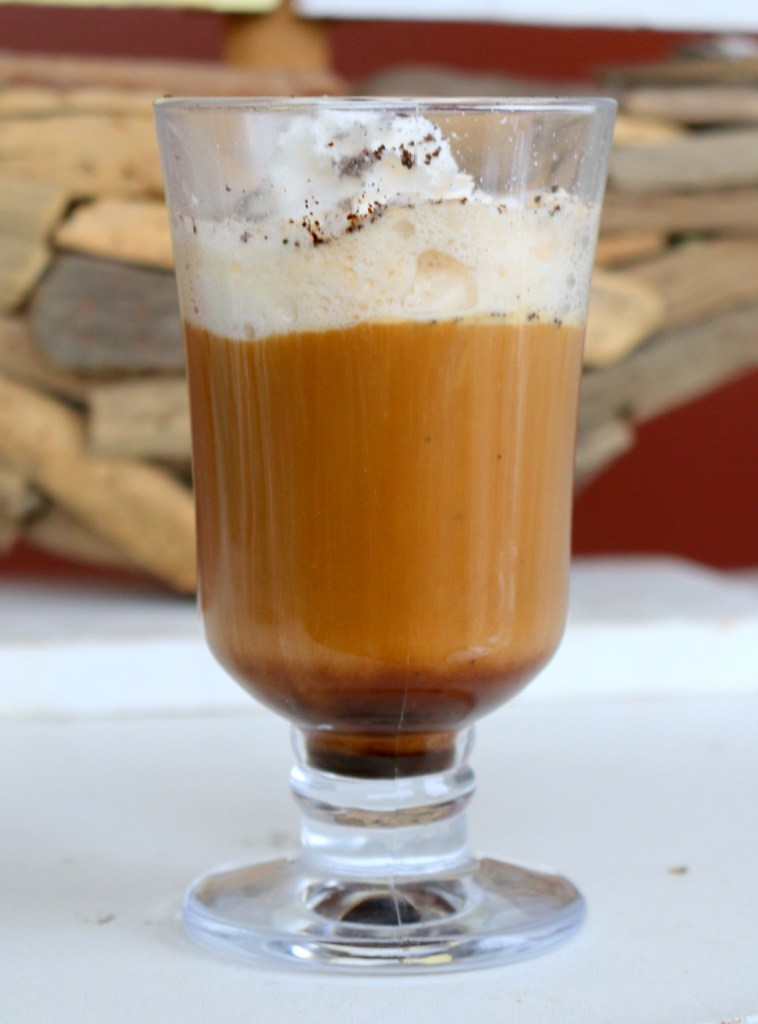 Spanish Nutella coffee from the best food blog 5starcookies-Enjoy and share Spanish Nutella coffee