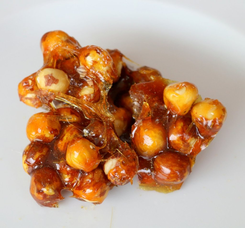 how to Caramelized Lazy Hazelnuts - learn from the best food blog 5starcookies