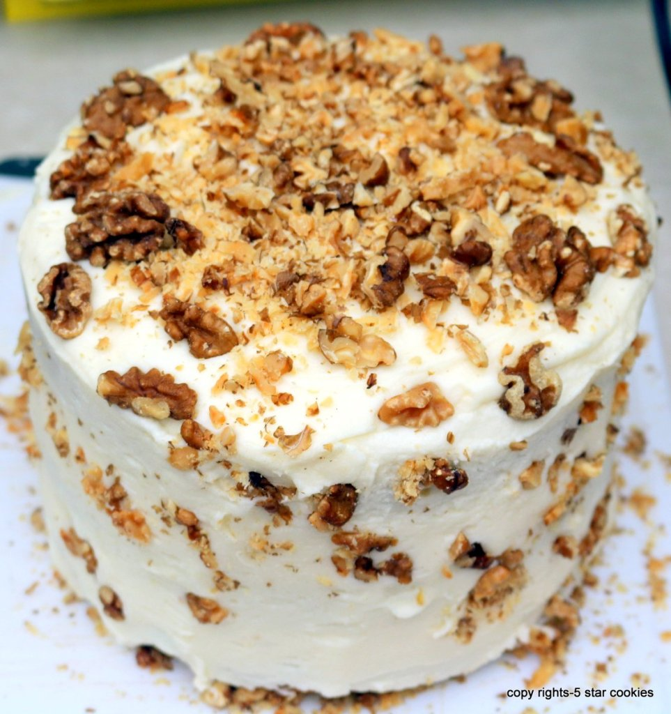 How to make Maple Carrot Cheese Cake with the best maple cheese filling
