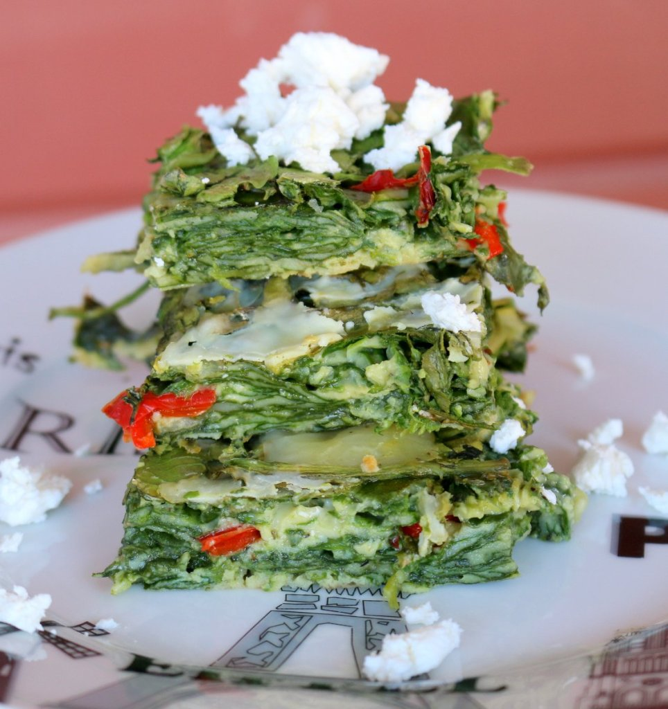 Healthy Baked Spinach-I am enough recipe for You