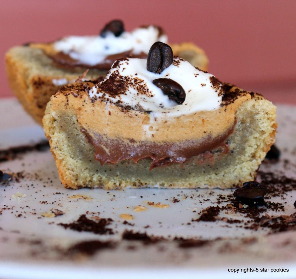 The best recipe is Dalgona Coffee Cookies