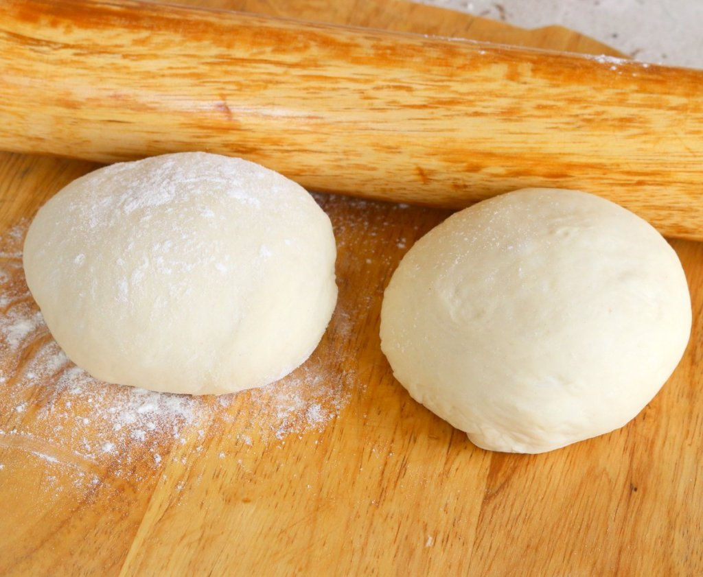 easy recipe to freeze pizza dough