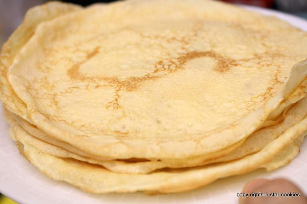 the best crepes made with water-hello skinny you
