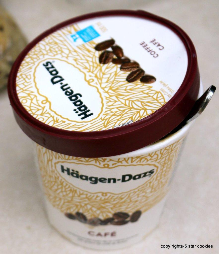 Haagen-Dazs use for ice cream cake