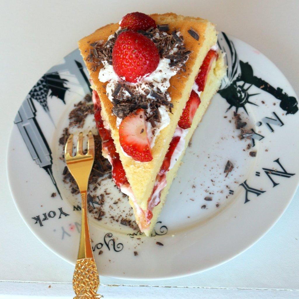 only sponge cake