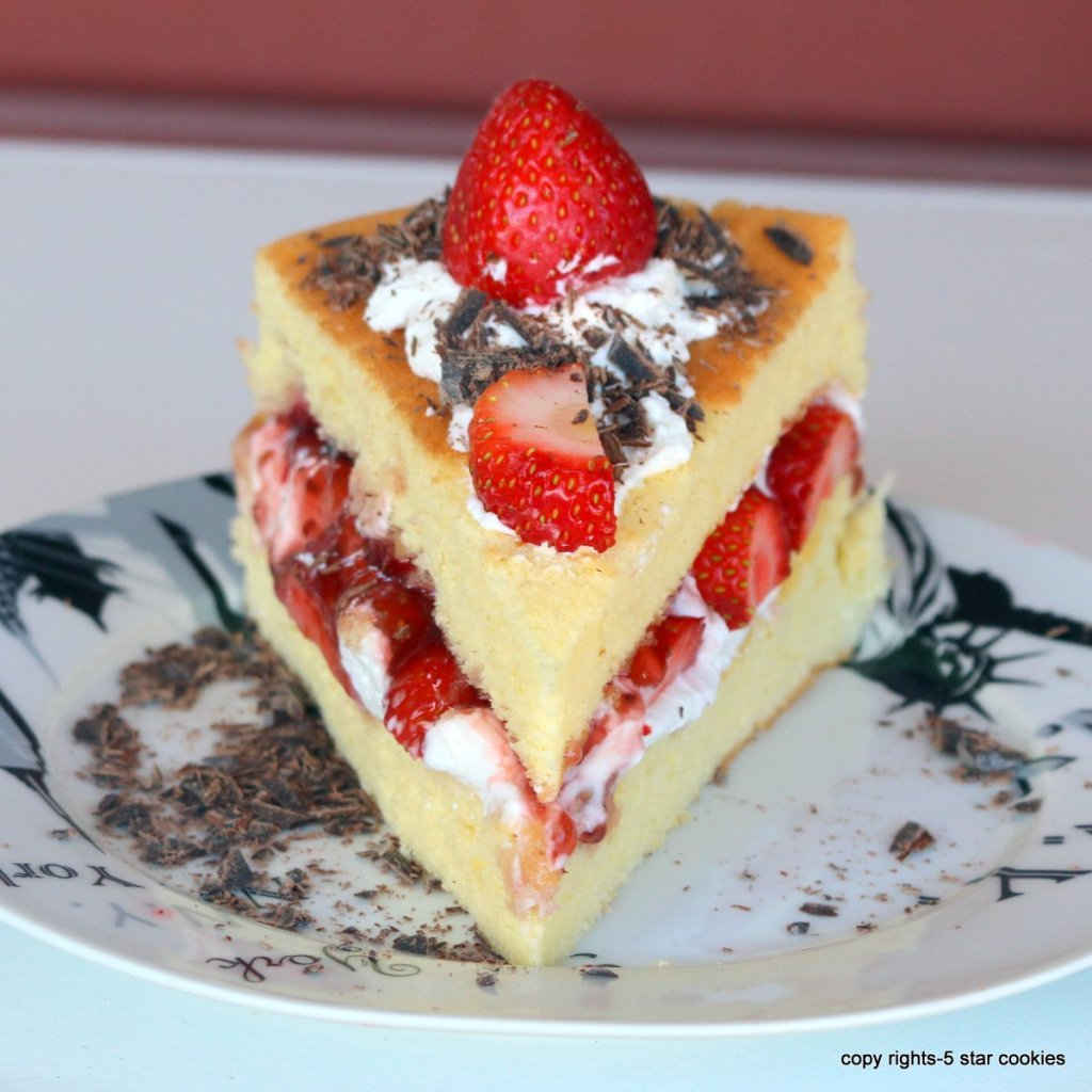 Easy Sponge cake