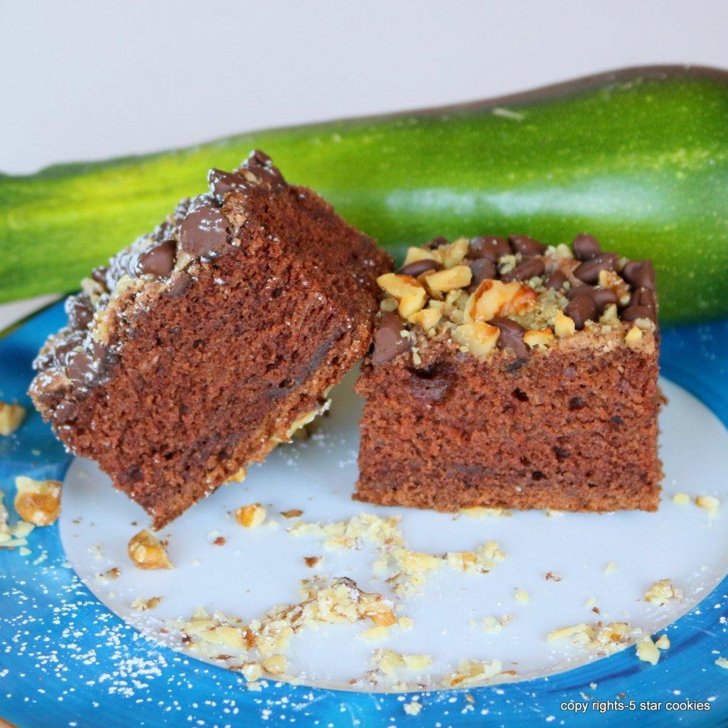 the best zucchini cake