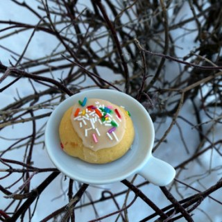 Dylan Dreyer Italian Cookies - Star Cookies from the Star