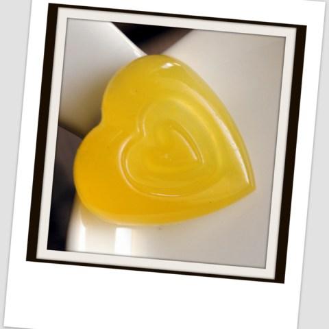 Organic Orange Gummy Hearts