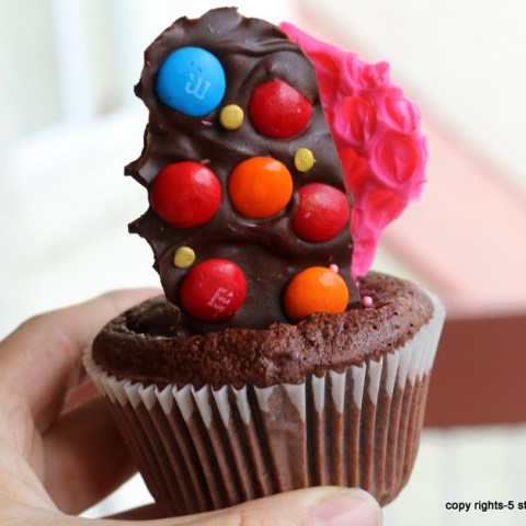 Homemade Bubble Chocolate