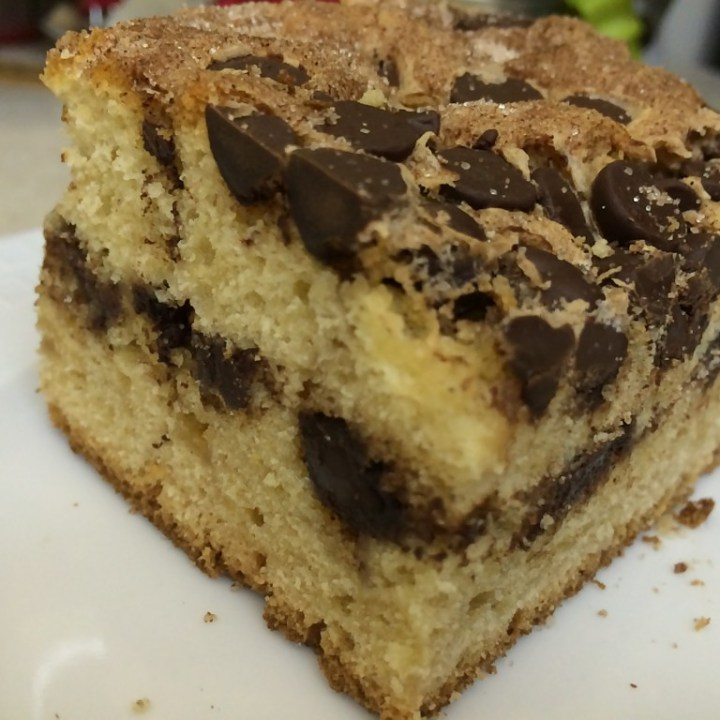Chocolate Cinnamon Cake, Novak Djokovic and Victory