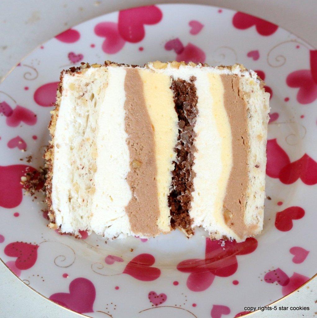Milka Chocolate Torte