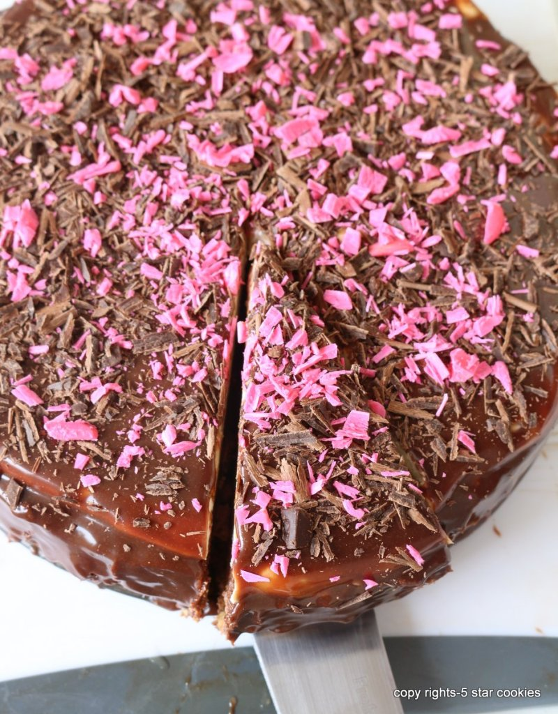 the best triple chocolate torte cake