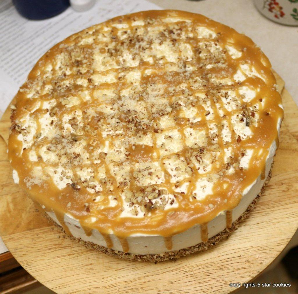 Schmoo Torte Recipe