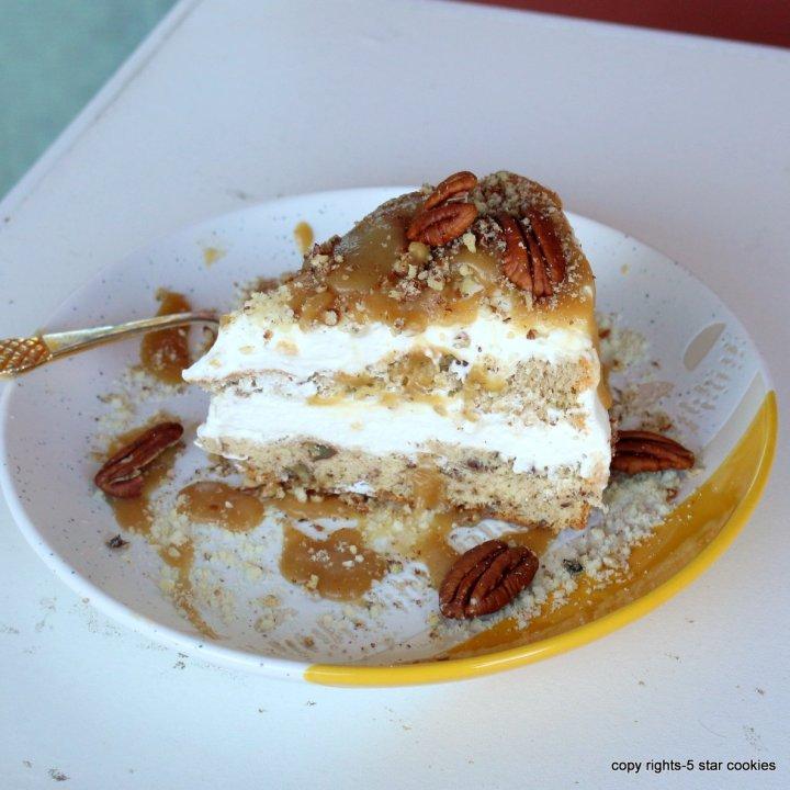 Christmas Schmoo Torte Recipe