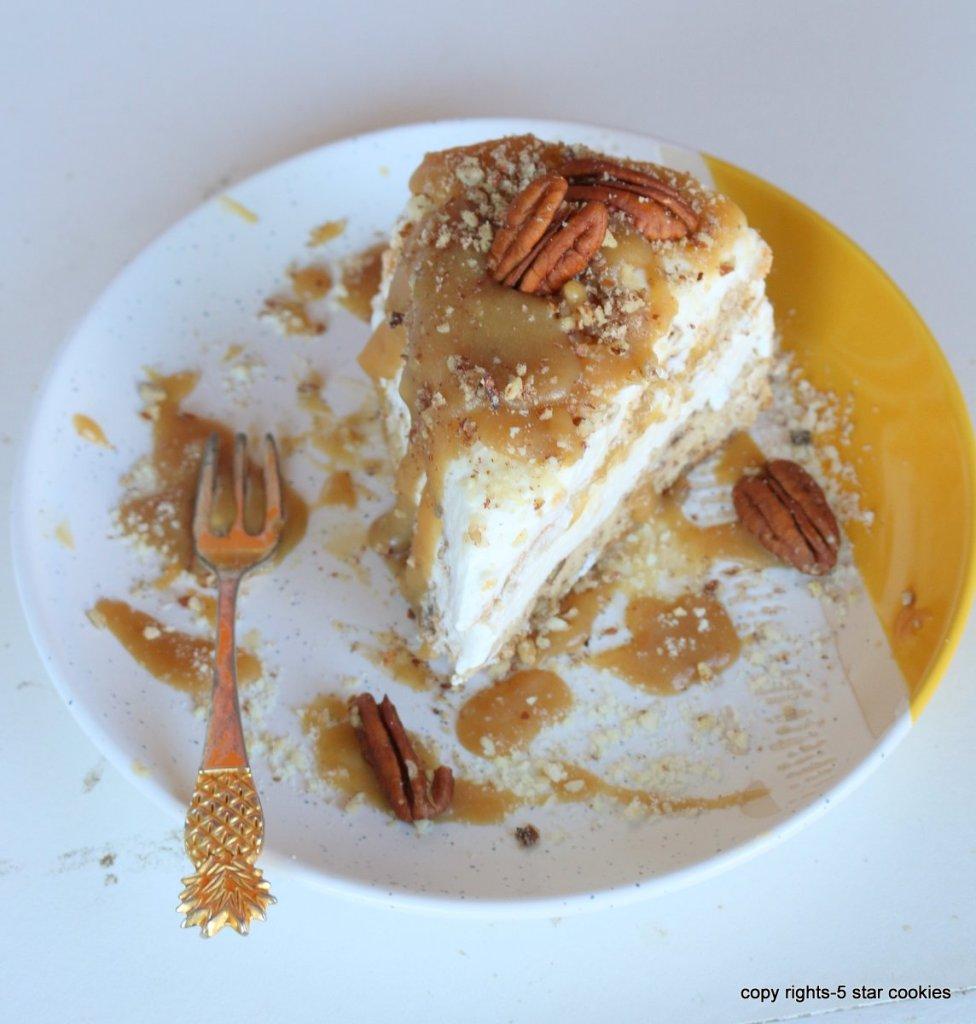 Schmoo torte from Canada