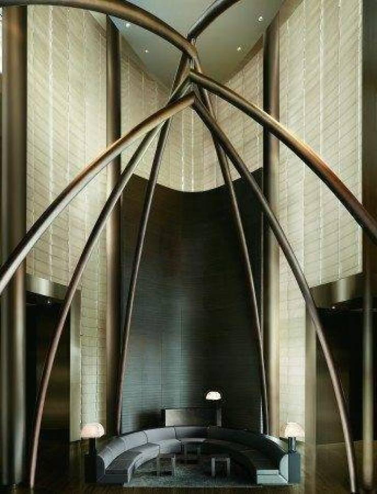 Armani Dubai Lobby