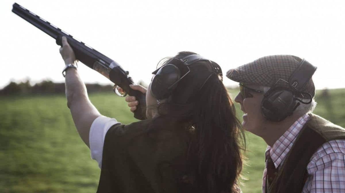 Clay Pigeon Shooting Four Seasons Hampshire