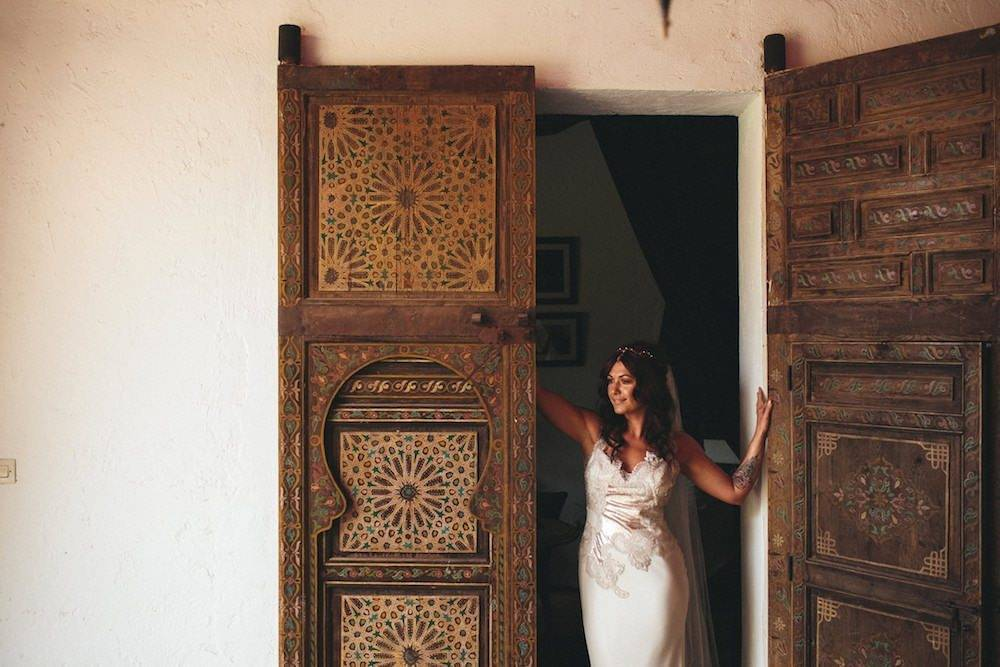 There's nothing quite like Morrocan art and architecture. Photo: Red on Blonde Photography