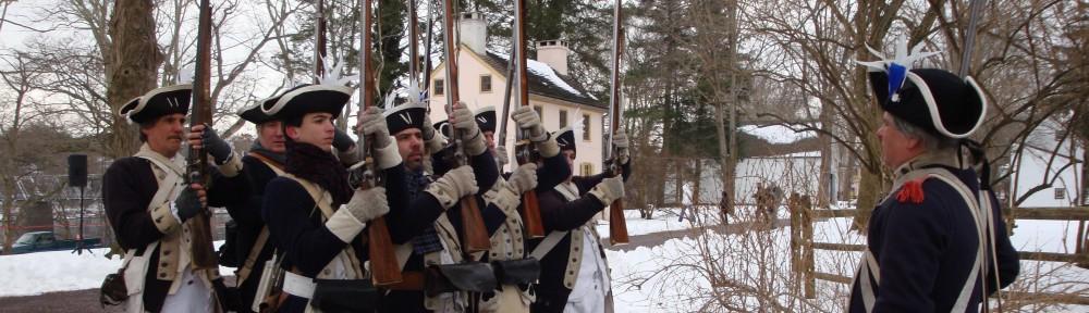 Military Time line | 5th Pennsylvania Regiment