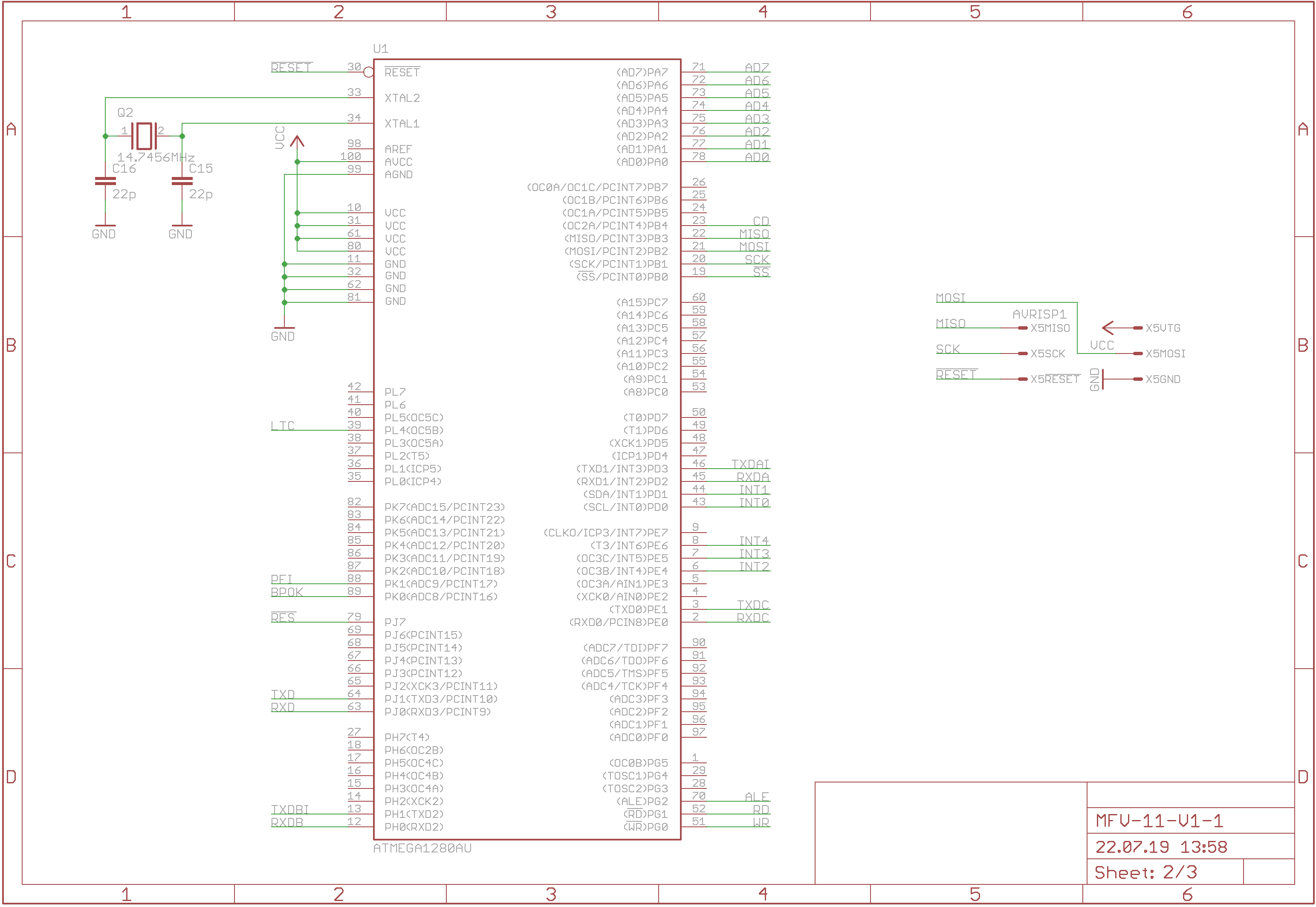 Multifunction Board My Pdp 11 Projects
