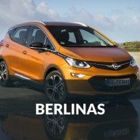 Berlinas - coches eléctricos del mercado
