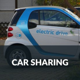 Car sharing - coches eléctricos del mercado