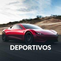 Deportivos - coches eléctricos del mercado