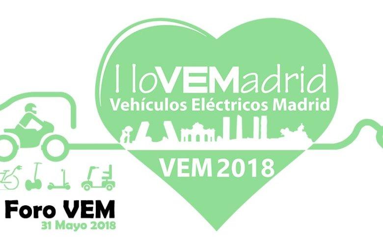 VEM 2018 - coches eléctricos 600voltios