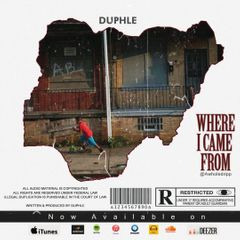 Duphle - Where I came from