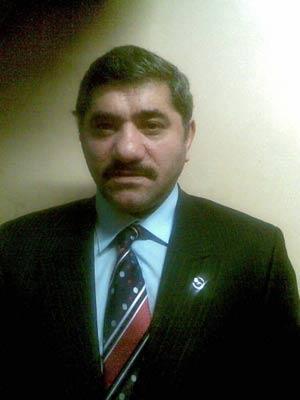BBP Beşiktaş Bld. Baş. Adayı RECAİ ERDOĞAN