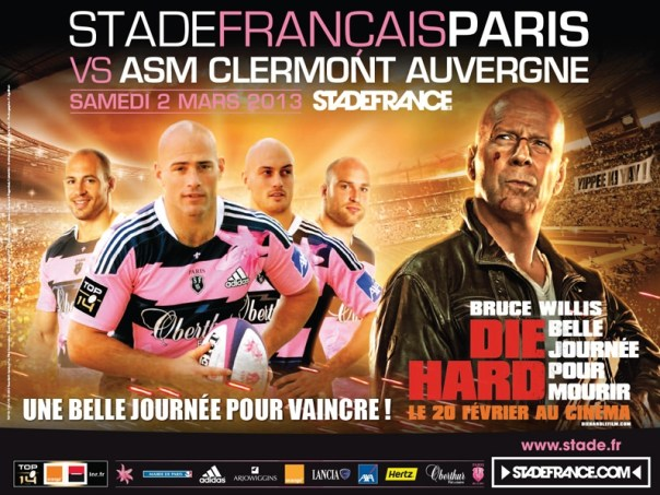 SF PARIS ASM CLERMONT