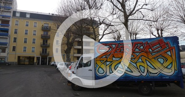 HIKS camion Tarbes video