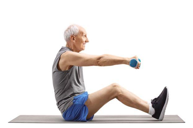 Haz ejercicio físico