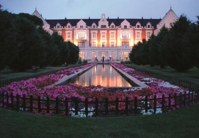 Spa du palais de Salinas