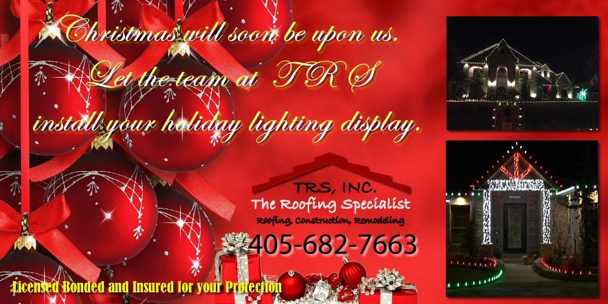Homepage lighting