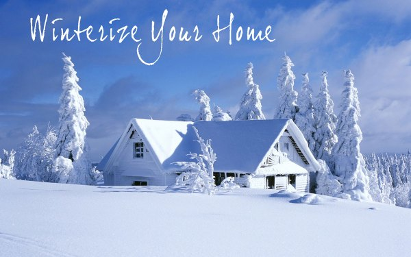 Winterizing your Home winterize 300x188