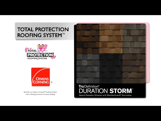 Owens Corning IR Shingles owen