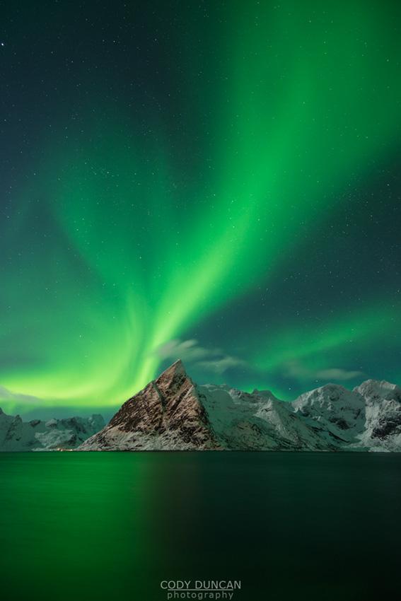 Northern Lights Camping